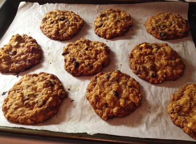 oatmeal cookies 1