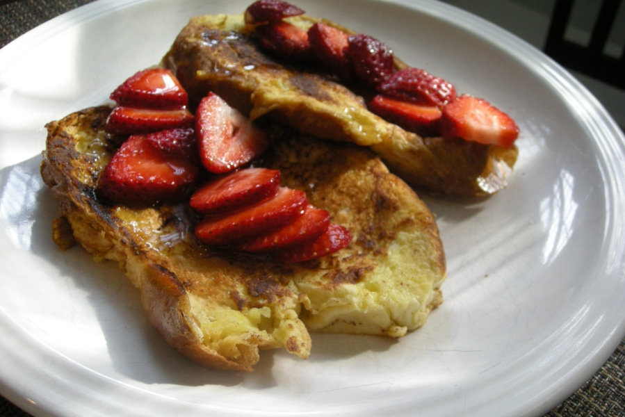 Sweetly Seasoned - French Toast