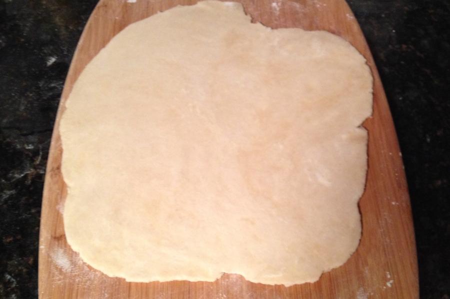 Apple Pie Dough